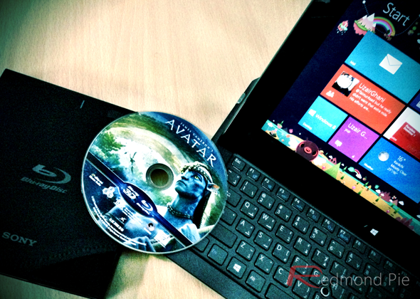 Windows 8 Bluray