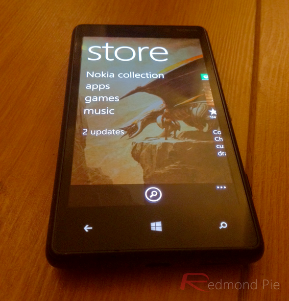Windows Phone 8 Store