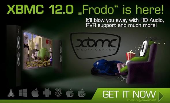 XBMC frodo