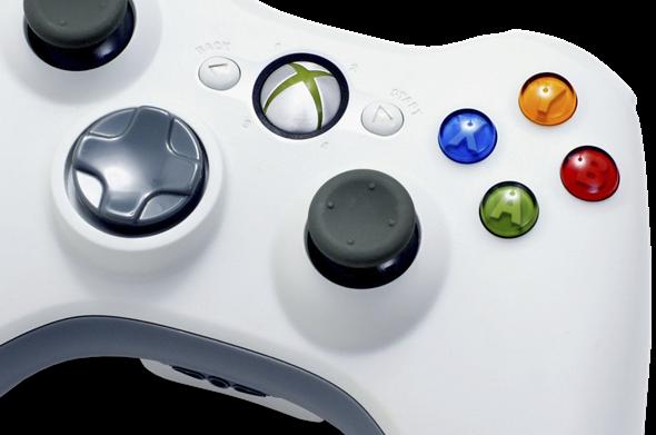 Xbox Controller white