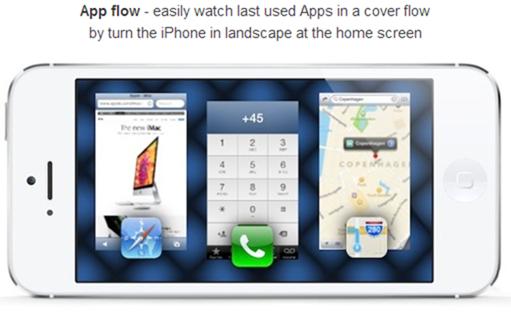 iOS 7 Concept App Flow