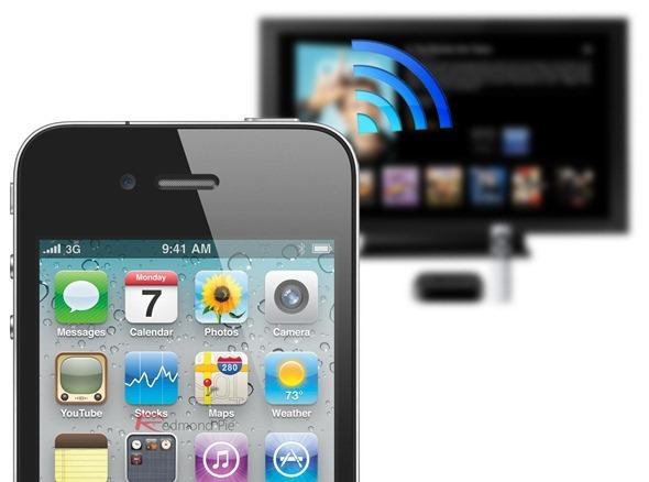 iPhone-AirPlay