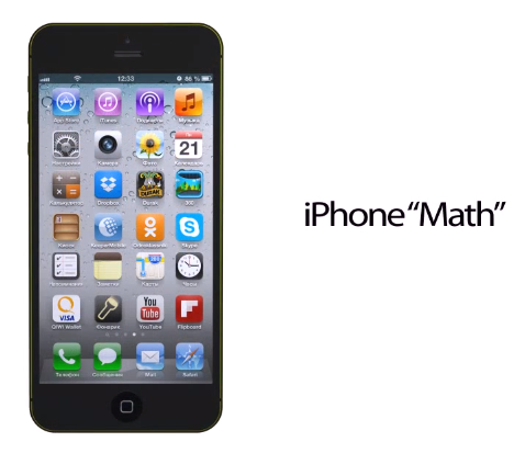 iPhone Math 1