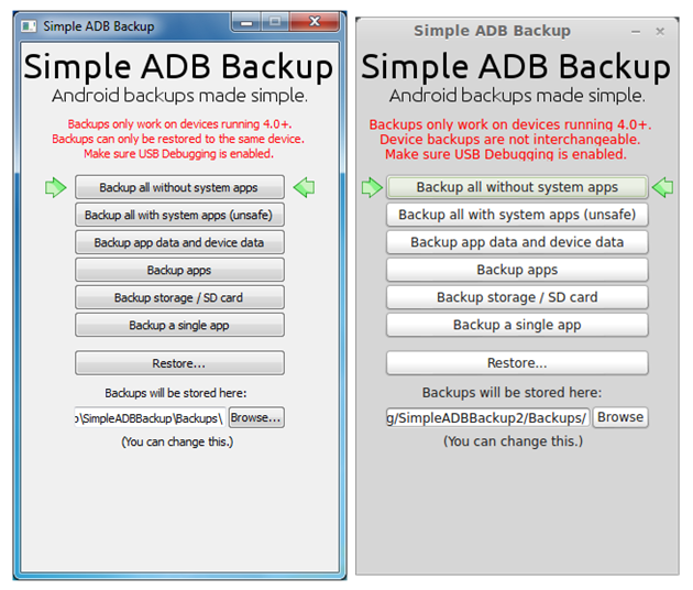 How To Completely Backup Your Android Device On PC Without