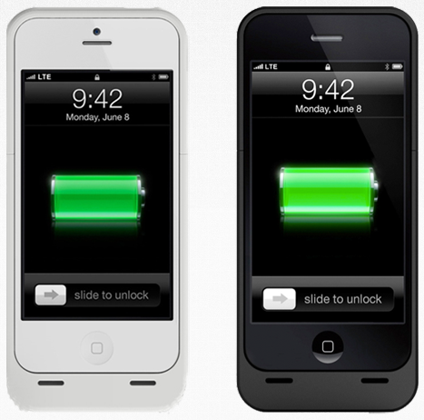 uNu battery case iPhone 5 2
