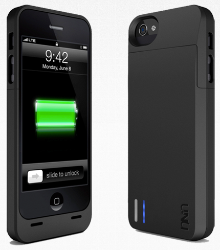 uNu battery case iPhone 5
