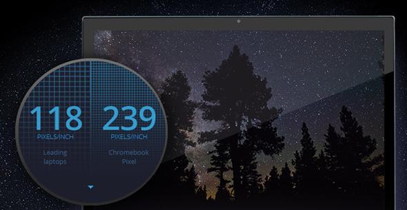 Chromebook pixel 1