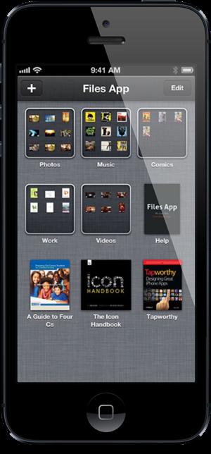 Files App iOS 1
