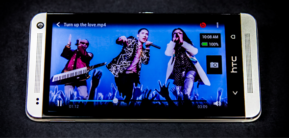 HTC One video