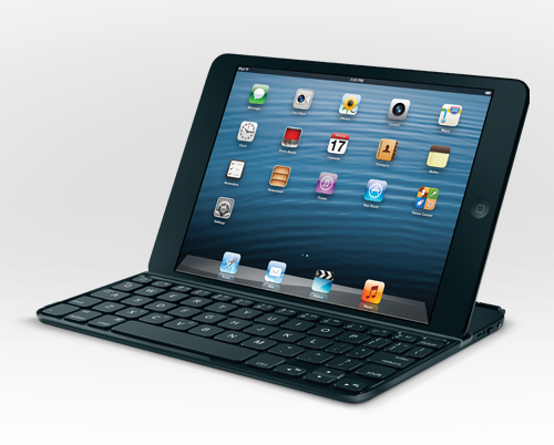 Logitech Ultrathin for iPad mini1