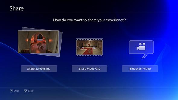 PS4 UI 4