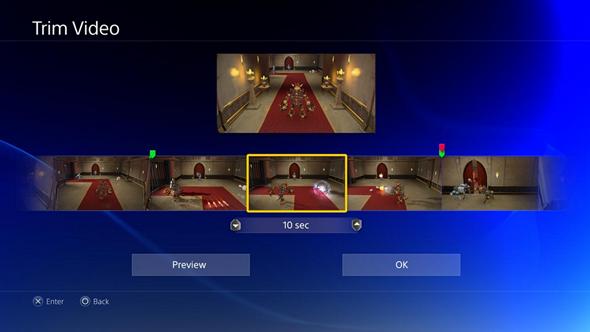 PS4 UI 5
