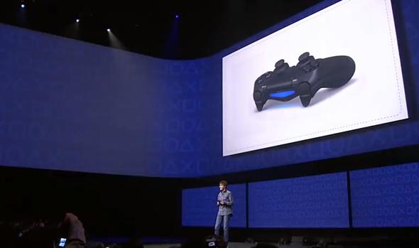 PS4 keynote 1