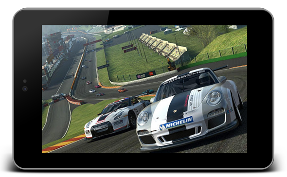 Real Racing 3 droid