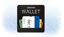 Samsung wallet logo