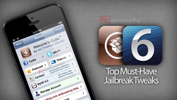 iPhone 5 Jailbreak Tweaks You Should Try Right Now! | Redmond Pie
