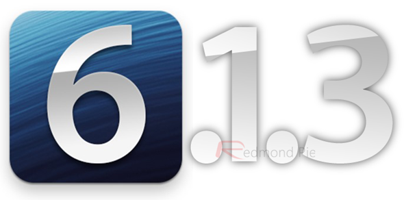 iOS 613 logo