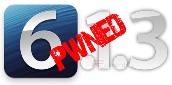 iOS613 jailbreak