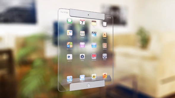 iPad concept 1