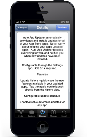 iphone automatic updates how to enable automatic iphone app updates from app 11615