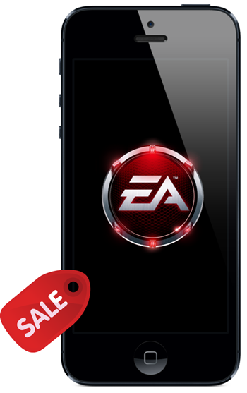 EA iOS Sale