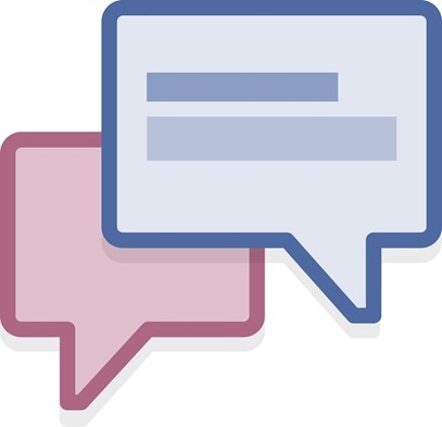 Facebook Chat logo