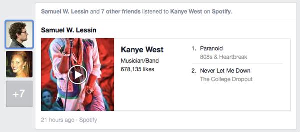 Facebook Newsfeed (3)