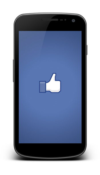Facebook android event header