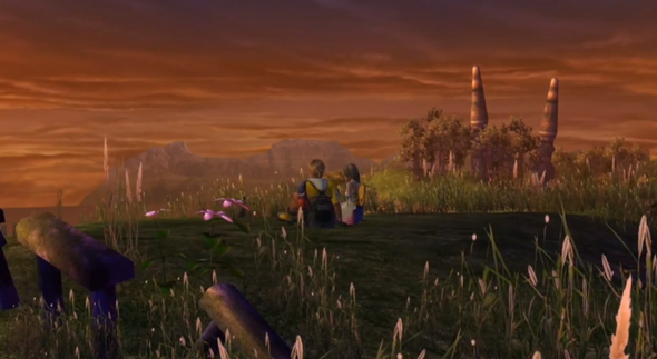 Final Fantasy X HD X2