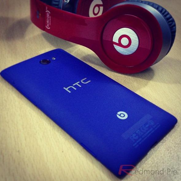 HTC 8X Beats