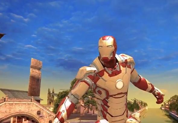 Iron man 3 ios android