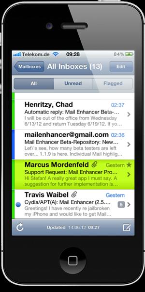 Mail Enhancer Pro 3