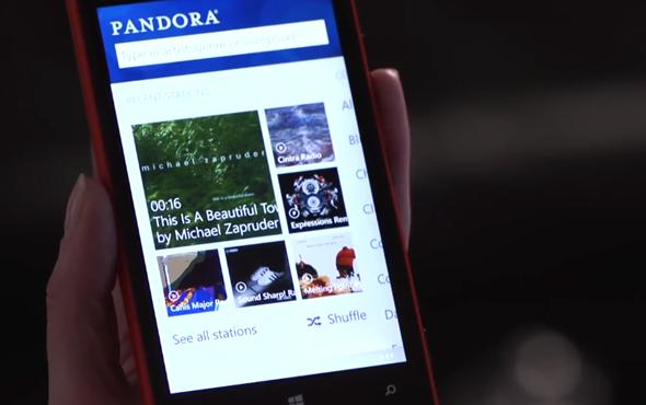 Pandora WP81