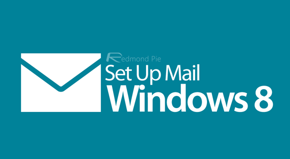Set up mail windows 8