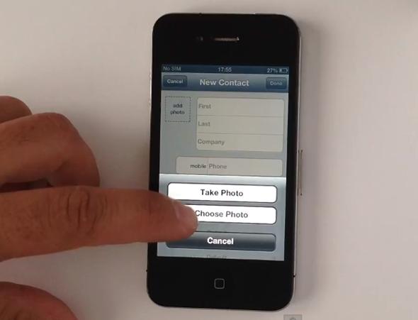 iOS 6 lock screen bug 1