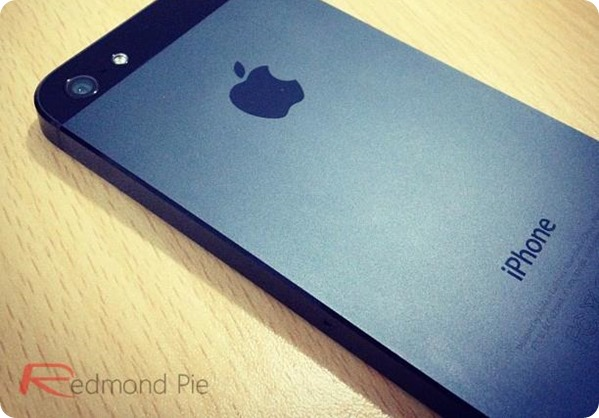 iPhone5table