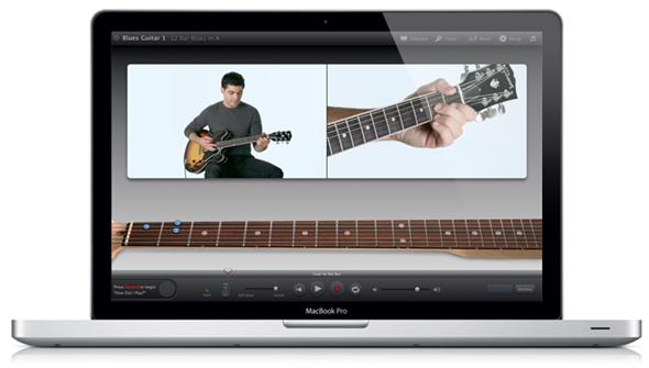 Garageband fullscreen mac