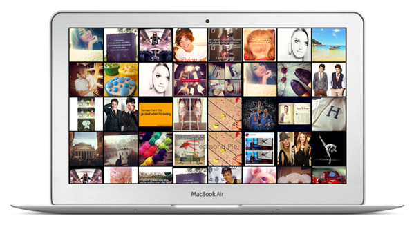 Instagram Screensaver Mac