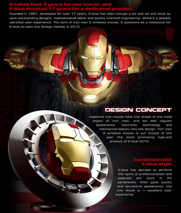 Iron Man mouse 2