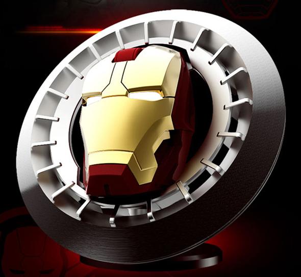 Iron Man mouse 3