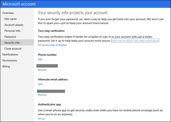 MicrosoftAccountTwoStep