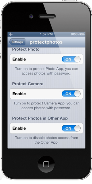 Protect Photos 3