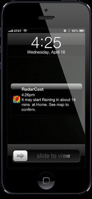 Radar Cast Pro 2