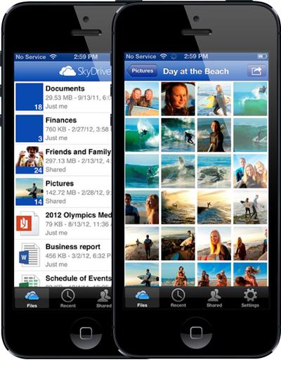 SkyDrive 3 1