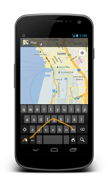 Swype for Android 2