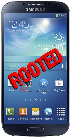 Root Galaxy S4 GT-I9505 Using Chainfire Auto-Root [Tutorial