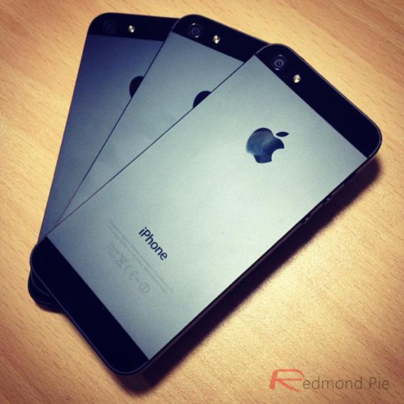 iPhone 5 bunch