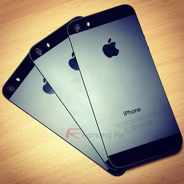 iPhone 5 trio