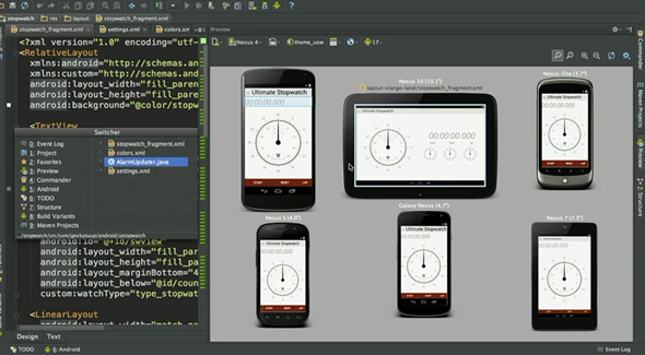 Download Android Studio IDE For Windows, OS X And Linux | Redmond Pie