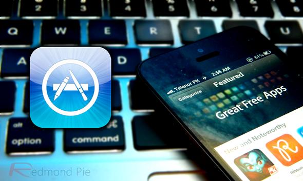App Store app downloads